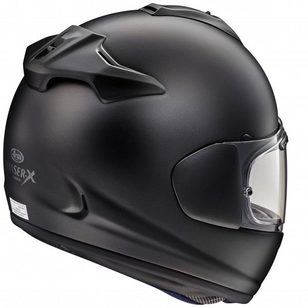 Arai Chaser X Solid Frost Black