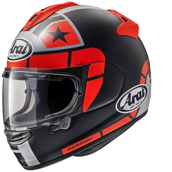 Arai Chaser X Maverick GP Replica