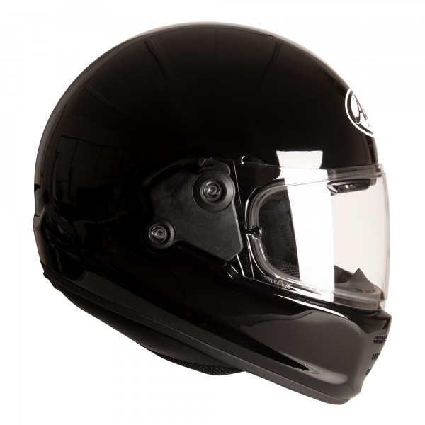 Arai Rapide Solid Black Helmet