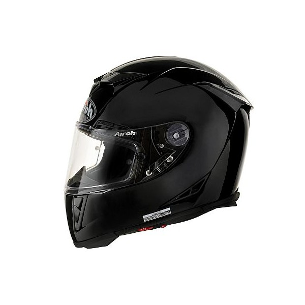 Airoh GP500 Gloss Black Helmet