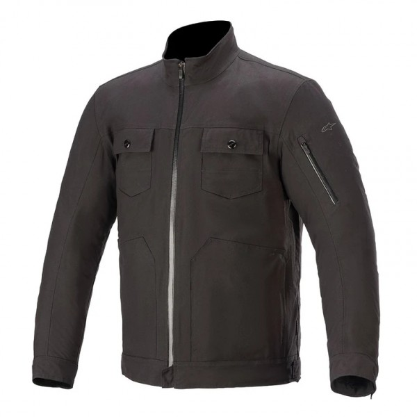 Alpinestars Solano Waterproof Jacket - Black