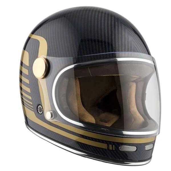 By City Roadster Carbon II Full Face Helmet
