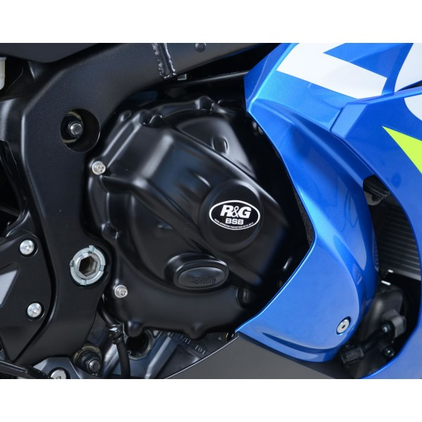 R&G ECC0231R Race Series Engine Case Cover, Right Side for Suzuki GSX-R1000 / R (2017-)