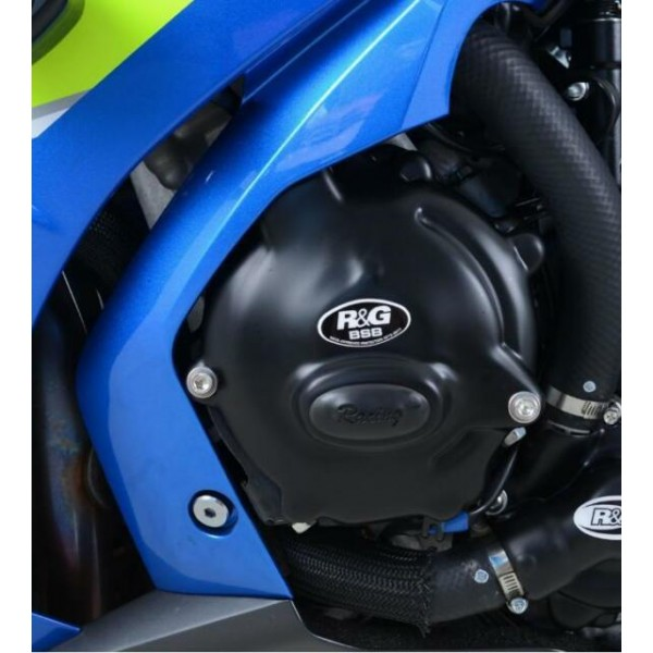 R&G ENGINE COVER- RACE SERIES Suzuki GSX-R 1000 L7 '17- / GSX-R1000R '17- (LHS) for Suzuki GSX-R1000R (2018) ECC0229R