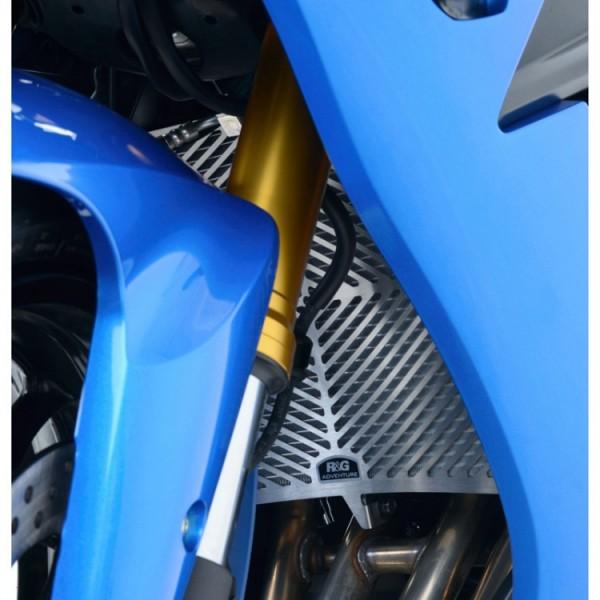 R&G SRG0040SS Radiator Guard for Suzuki GSX-S1000 / GSX-S1000F (2015-current) SRG0040SS