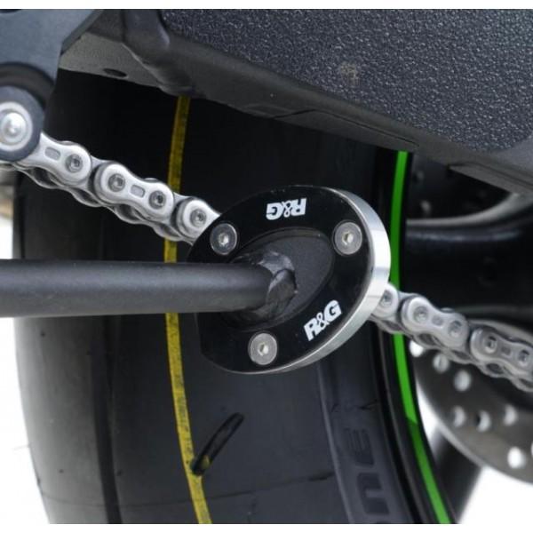 R&G Racing Kickstand Shoe - Suzuki DL1000 V-Strom (14-16) PKS0051SI