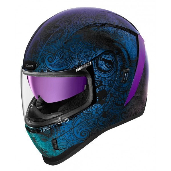 Icon Airform Chantilly Opal BLUE Helmet