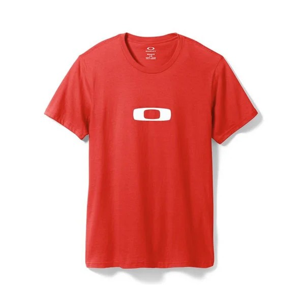 Oakley Square Me T-Shirt Red Line