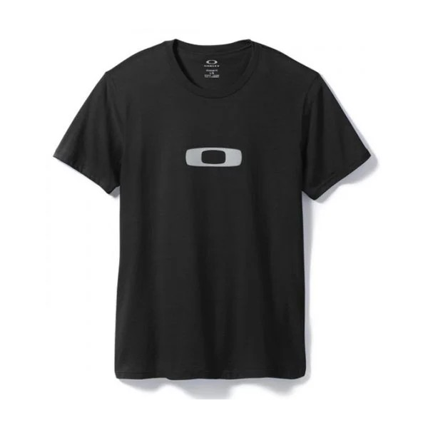 Oakley Square Me T-Shirt Black Line