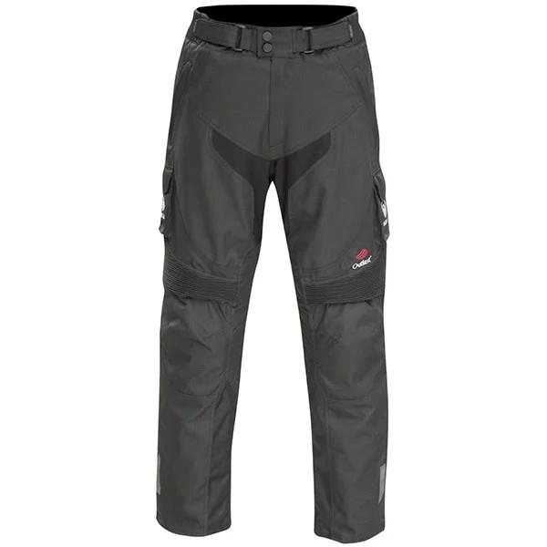Merlin Peake Outlast Jeans Black Short Leg
