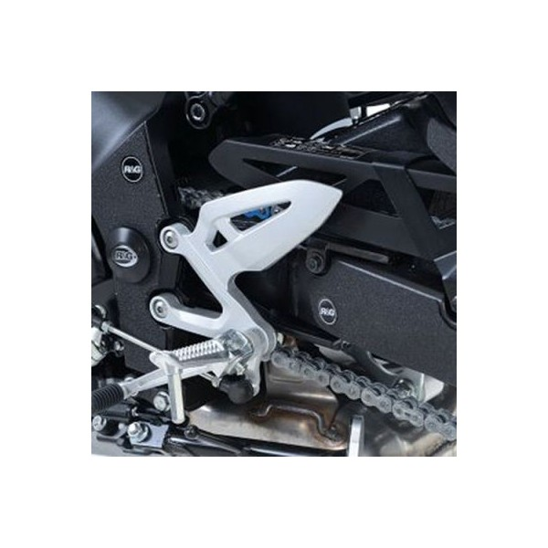 R&G Boot Guard Kit for Suzuki GSX-S1000 / FA '15- models (EZBG705BL)