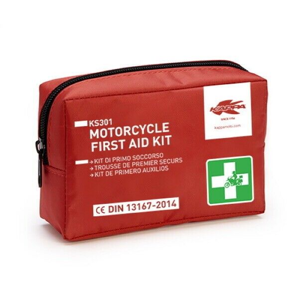 KAPPA MOTORCYCLE FIRST AID KIT KS301