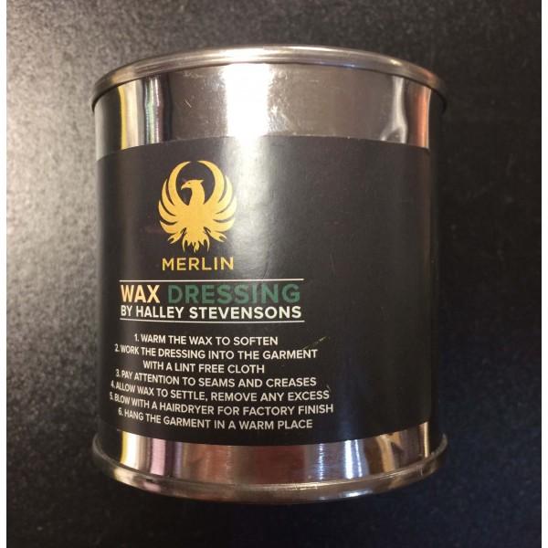 Merlin Wax Re-Proofing Dressing Full Garment Tin (200ml)