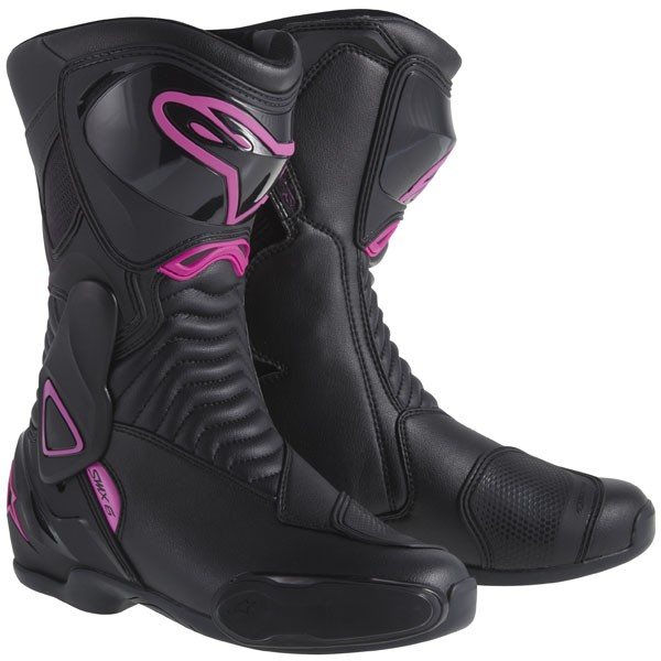 Alpinestars Stella SMX-6 Black Pink