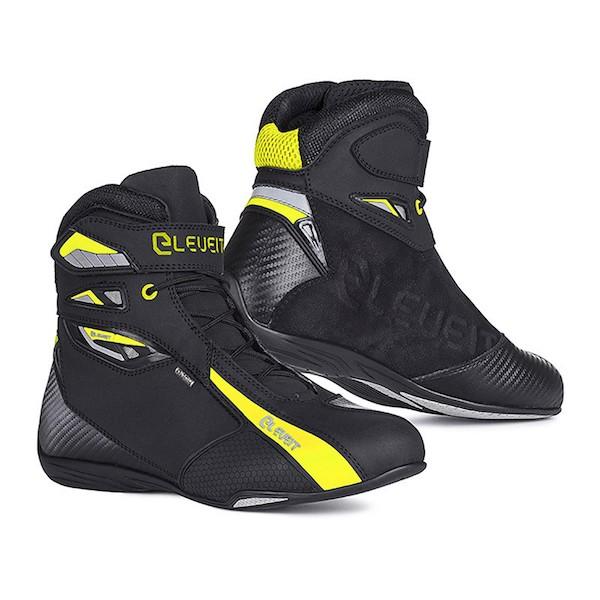 Eleveit T-Sport Waterproof Boots Black/Yellow