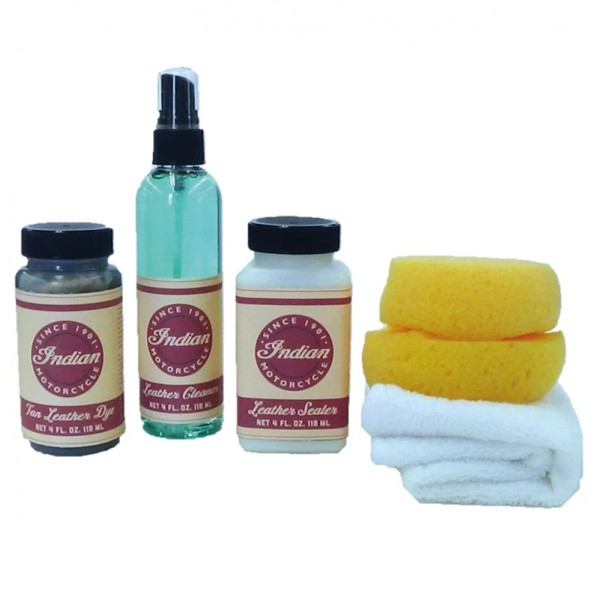 Indian Leather Care Kit