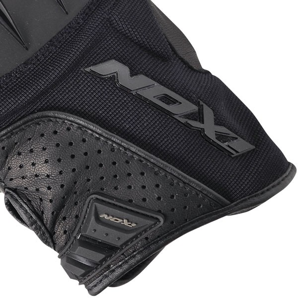 Ixon RS Print VX HP Leather Glove Black