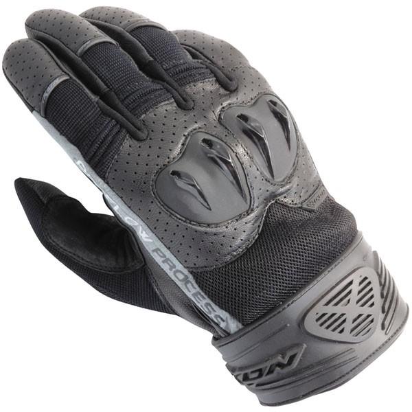 Ixon RS Flip HP Leather Glove Black