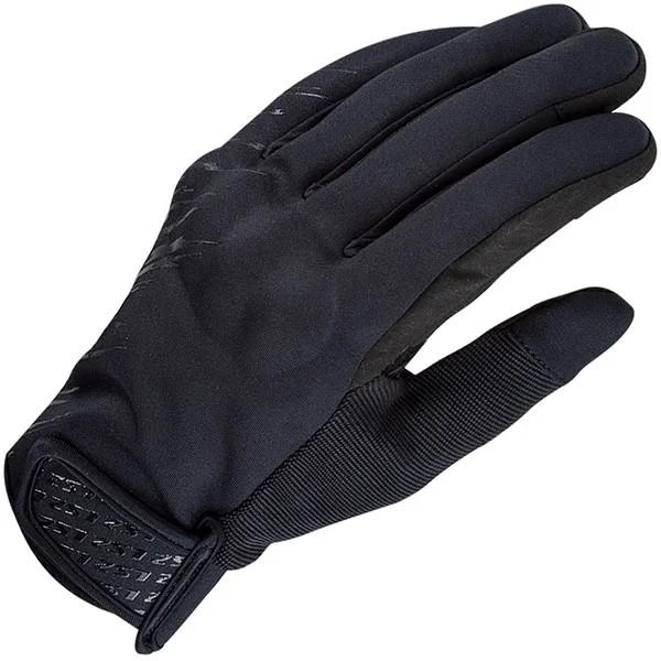 LS2 Jet Textile Gloves - Black
