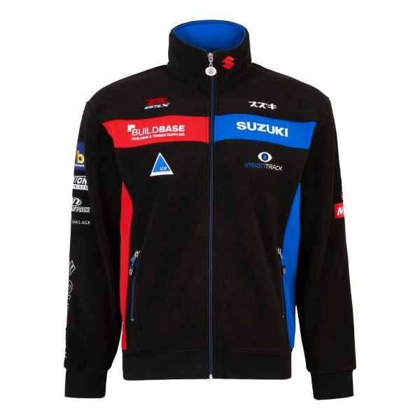 2020 Suzuki BSB Team Fleece