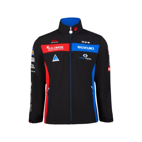2020 SUZUKI BSB TEAM SOFT SHELL JACKET
