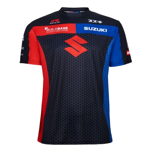 2020 Kids Suzuki BSB Sublimited T-shirt