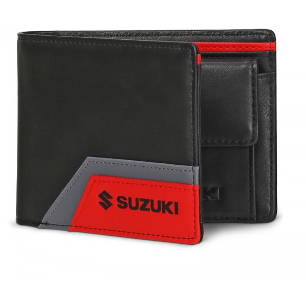 Suzuki Leather Wallet