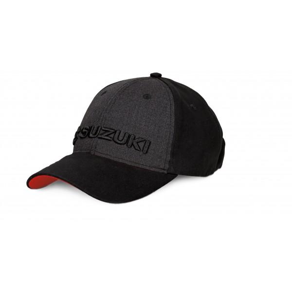 Suzuki Team Black Cap