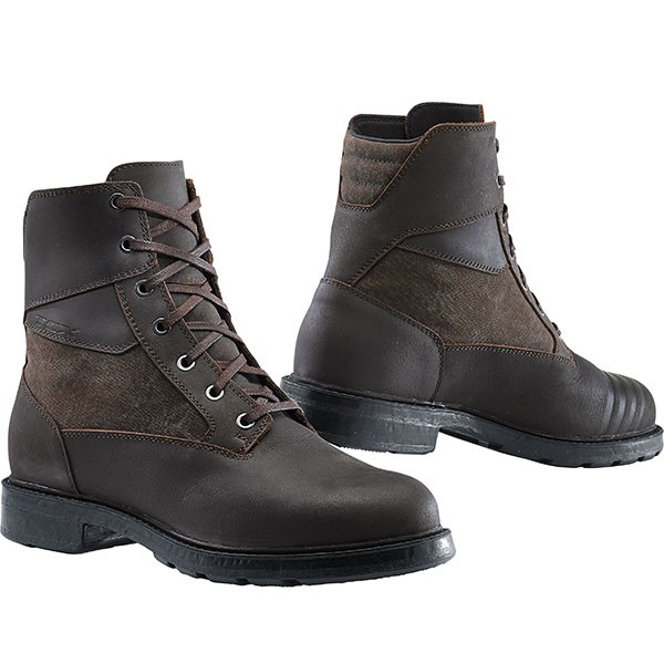 TCX Rook WP Leather Boots - Brown