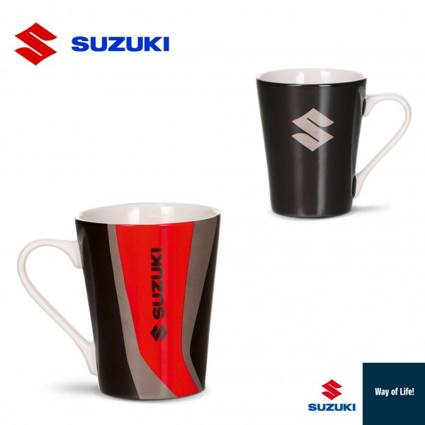 Genuine Suzuki Porcelain Coffee Mug / Cup