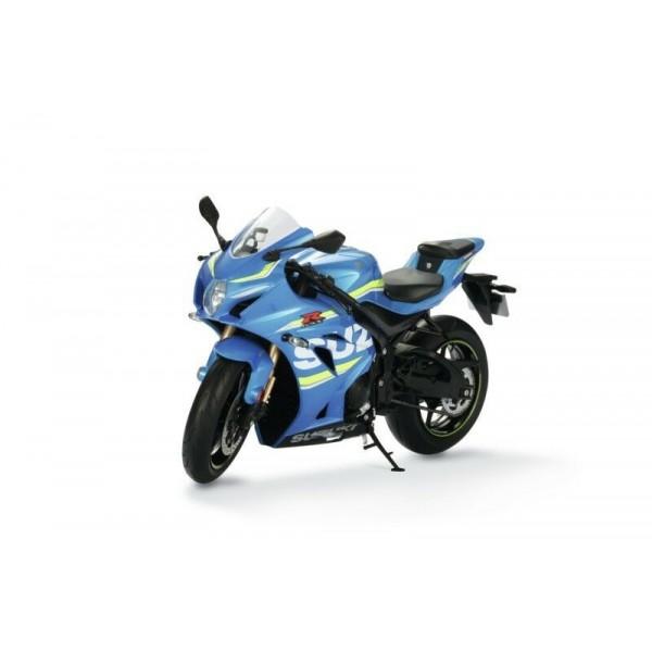 Genuine Suzuki GSX-R 1000 DIE-CAST Metal Model BIKE Blue