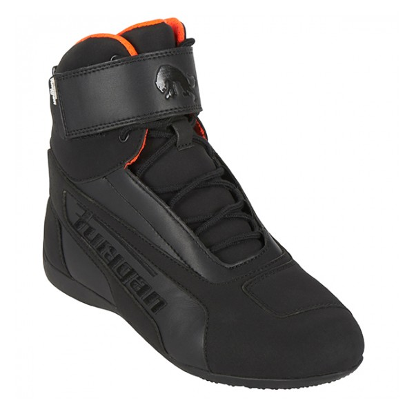 FURYGAN ZEPHYR D3O WP BOOT Black / Orange