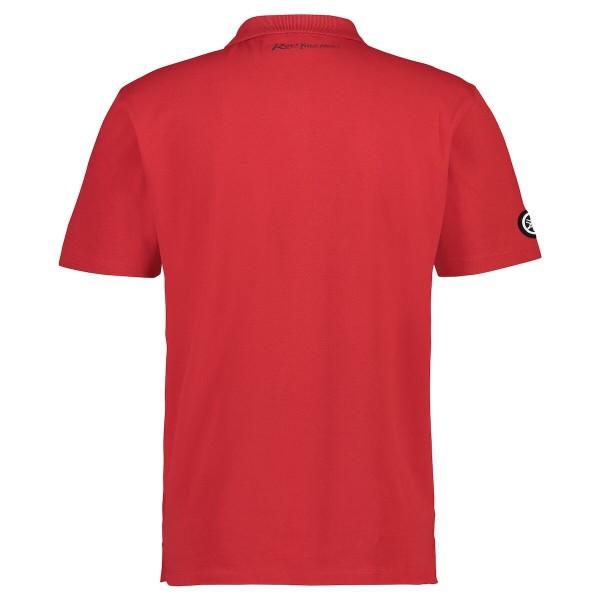 Yamaha REVS Men's Polo Shirt Red