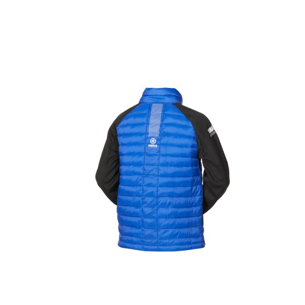 Yamaha Paddock Blue Kids Hybrid Jacket