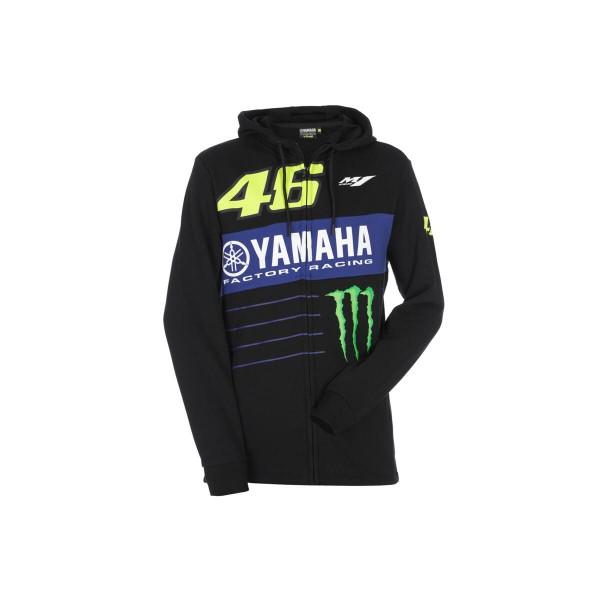 Yamaha VR46 Men's Powerline Hoody