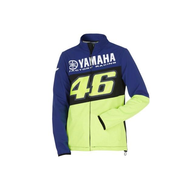 Yamaha VR46 Men's Softshell