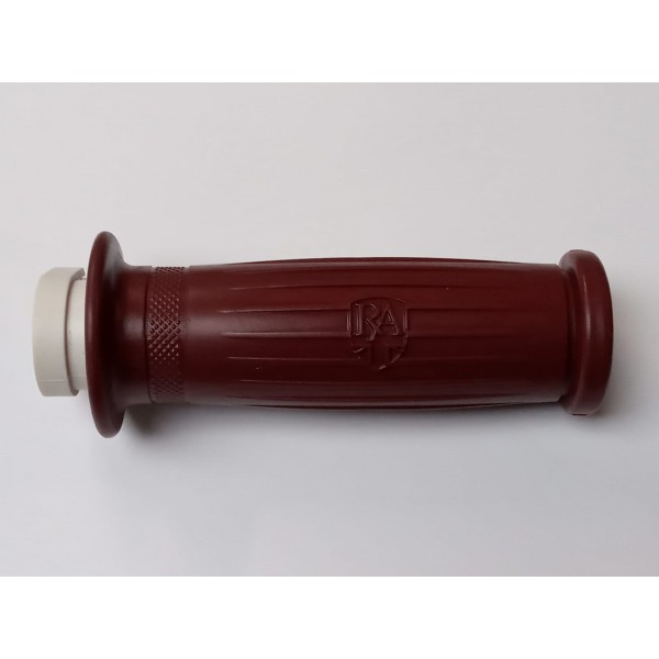 Royal Alloy Right Handle Grip (Red)