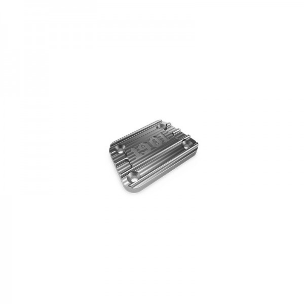 MACHINED TAPPET COVER SILVER 1740013