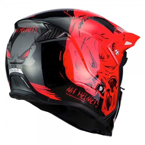 MT Streetfighter SV Darkness Gloss Red