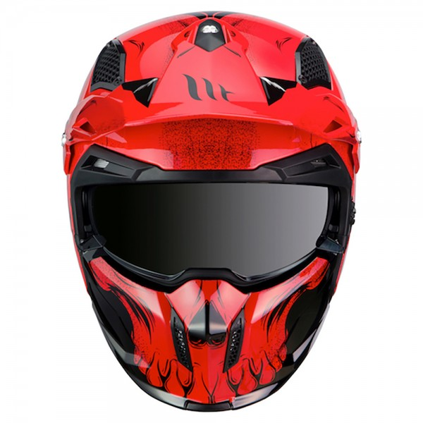 MT Streetfighter SV Darkness Gloss Red