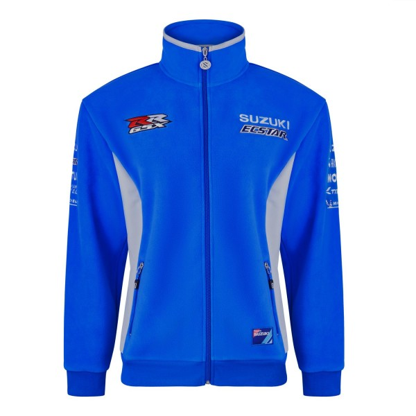 SUZUKI MOTOGP 2020 TEAM FLEECE JACKET