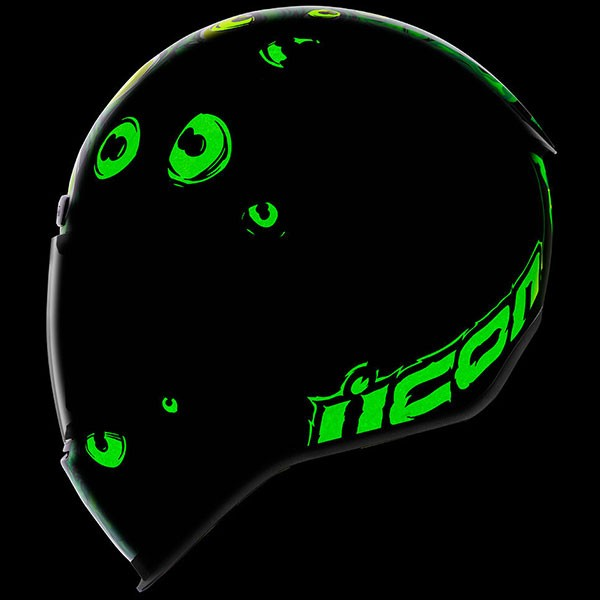 Icon Icon Airform Illuminatus - Green