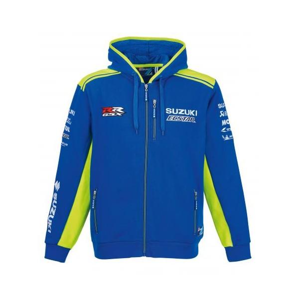 Suzuki 2019 MotoGP Team Ecstar Hooded Jacket