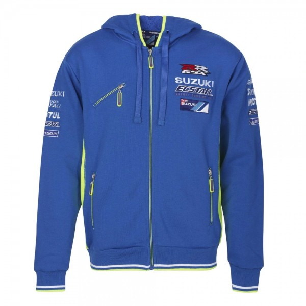 Suzuki 2017 MotoGP Team Hooded Jacket XL