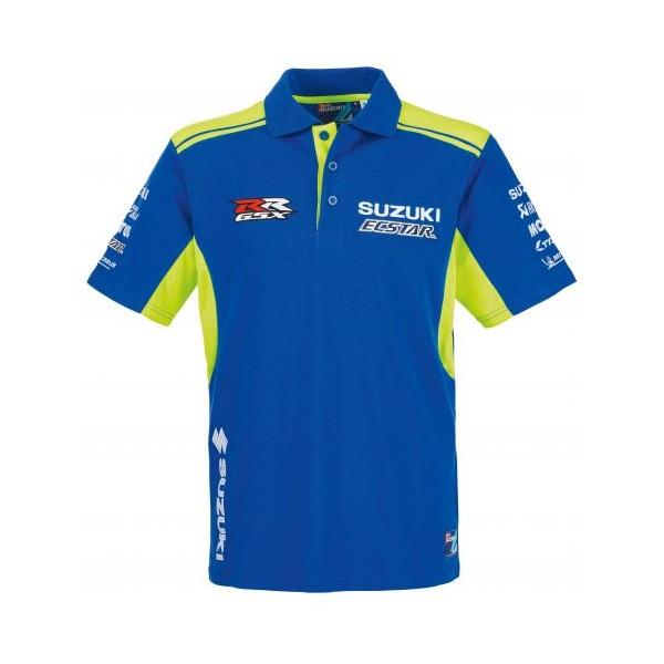 Suzuki MotoGP 2019 Team Mens Polo Shirt