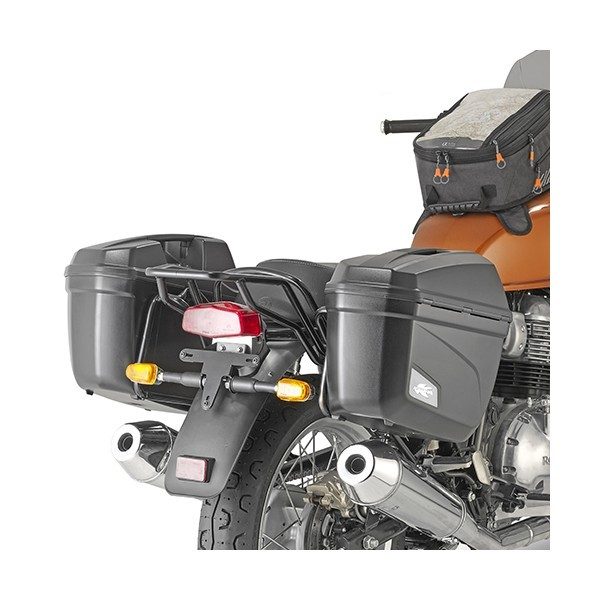 Royal Enfield Interceptor Pannier Set