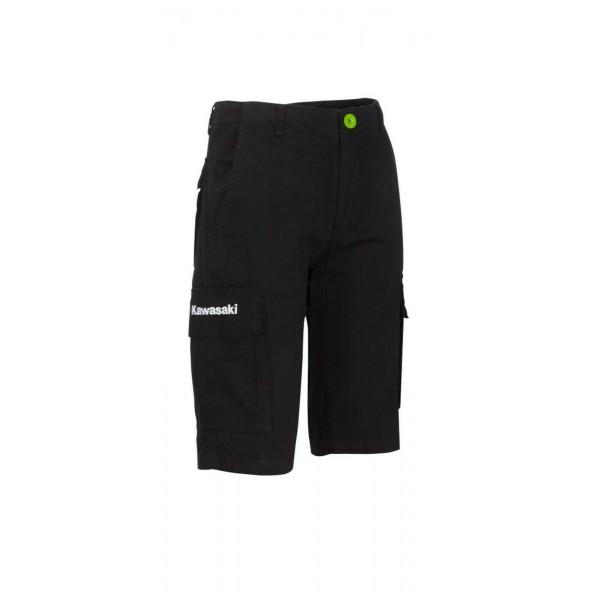 Kawasaki Bermuda Shorts Black