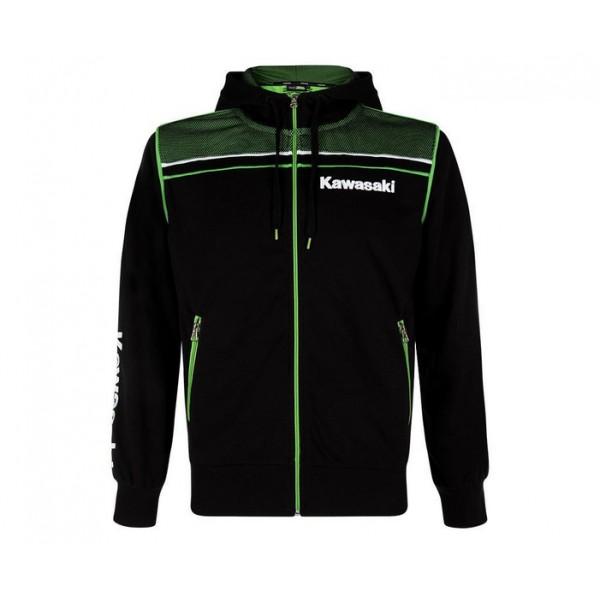 Kawasaki Sports Hooded Sweatshirt
