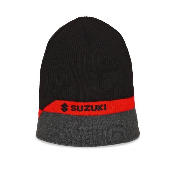 Suzuki Team Black Beanie