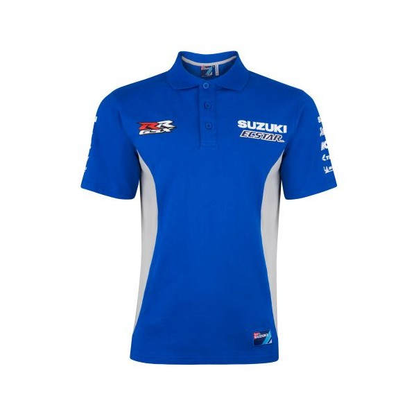 Suzuki MotoGP 2020 Team Polo Shirt Mens